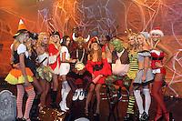 Best Damn Sports Show Period Halloween Special featuring LegAvenue