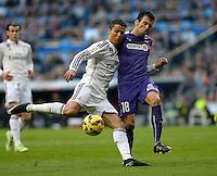 Real Madrid V.S. Espanyol 10-01-2015