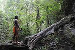 Panama, Embera Indians