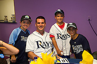 Tampa Bay Rays at Boys And Girls Club