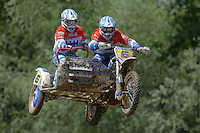 Internationales 50. Reutlinger ADAC Motocross, Internationale WM Seitenwagen