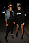 Models Bella B Harris AND MEREDITH MICKELSON Attend Kia STYLE360 Hosts Official Serena Williams Signature Statement Collection by HSN After-Party Held at <br />
