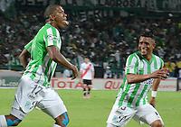 Atlético Nacional  (COL) vs. River Plate (ARG), 03-12-2014  Copa Total Sudamericana 2014 / Final Ida