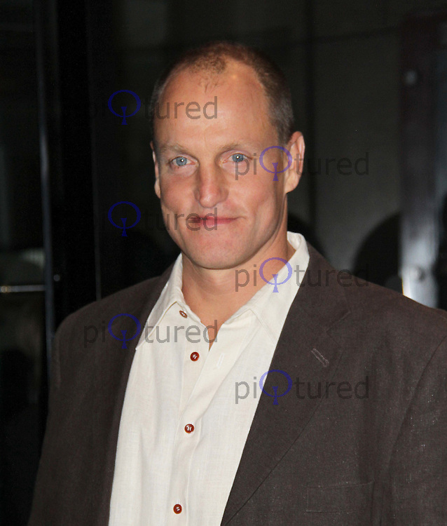 Woody Harrelson Rampart premiere at the 55th BFI London Film Festival, Vue Cinema, Leicester Square, London, UK. 15 October 2011. Contact: Rich@Piqtured.com +44(0)7941 079620 (Picture by Richard Goldschmidt)