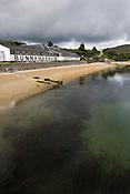 Bunnahabhain malt whisky distillery, Islay, Scotland.