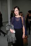 Valerie McDaniel Attends Mercedes-Benz New York Fashion Week Autumn/Winter 2013 - Catherine Malandrino Presentation Held at Center 548, NY 2/10/13