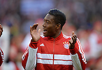 FUSSBALL  CHAMPIONS LEAGUE  SAISON 2012/2013  FINALE  Borussia Dortmund - FC Bayern Muenchen         25.05.2013 David Alaba (FC Bayern Muenchen)