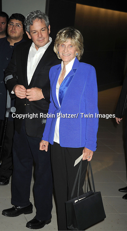 """Jean Kennedy Smith attends the New York Premiere of  """"Ethel"""", the documentary about Ethel Kennedy which was directed and produced by Rory Kennedy, on October 15, 2012 at The Time Warner Center in New York City. HBO is showing the movie on October 18, 2012."""