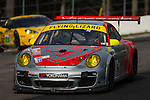 #45 Flying Lizard Motorsports Porsche 911 GT3 Cup: Nelson Canache Jr., Spencer Pumpelly