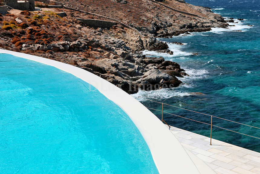 breathtaking sea view from the swimming pool
