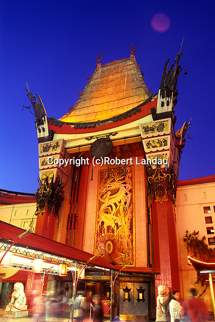 Chinese Theater, Hollywood, CA