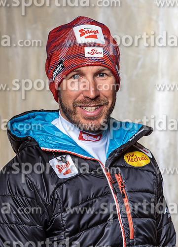 08.10.2016, Olympia Eisstadion, Innsbruck, AUT, OeSV Einkleidung Winterkollektion, Portraits 2016, im Bild Christoph Bieler, Trainer Nordische Kombination // during the Outfitting of the Ski Austria Winter Collection and official Portrait Photoshooting at the Olympia Eisstadion in Innsbruck, Austria on 2016/10/08. EXPA Pictures © 2016, PhotoCredit: EXPA/ JFK