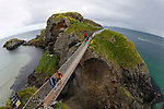 Carickarede Island in Ballintoy, County Antrim, Northern Ireland on Saturday, June 22nd 2013. (Photo by Brian Garfinkel)