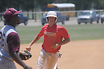 Lafayette High vs. Houston in the NEMCABB summer league baseball tournament in New Albany, Miss. on Tuesday, June 26, 2012.