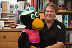 Linden Tree Books Summer Concert Series: Ventriloquist Steve Chaney
