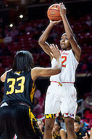 NCAA WOMEN'S BASKETBALL: Towson vs. Maryland