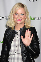 "LOS ANGELES - MAR 6:  Amy Poehler arrives at the ""Parks and Recreation"" Panel at PaleyFest 2012 at the Saban Theater on March 6, 2012 in Los Angeles, CA"