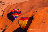 Gallup-Red Rock Balloon Rally-Aerial Views
