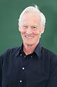 ", UK. 15/08/2011. John Man, author of ""The Last Samurai Warriors"" appears at the Edinburgh International Book Festival. Photo credit: Jane Hobson"