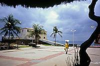 Praia da Barra, Salvador de Bahia, Brazil, october 2012.