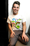MAY 28 Joe McElderry Hunger Project Photocall