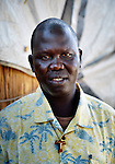 Father Biong Kuol is a priest in the Catholic parish of Abyei, and lives among displaced families in Agok, where more than 100,000 Dinka Ngok fled in 2011 after attacks by northern soldiers and militias. The Catholic parish of Abyei, with support from Caritas South Sudan and other international church partners, has maintained its pastoral presence among the displaced and assisted them with food, shelter, and other relief supplies.