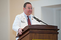 White Coat Ceremony, class of 2015. G. Scott Waterman, M.D.