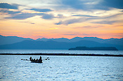 Burlington, Vermont and Lake Champlain