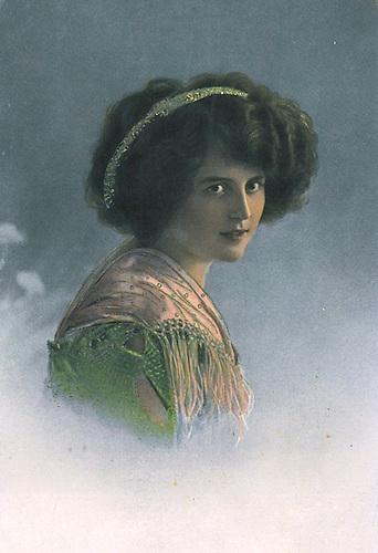 Carte Postale. R & K. L. Serie 1821