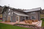 Celtic Manor Hunter Lodge Opening