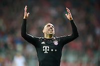 FUSSBALL   CHAMPIONS LEAGUE   SAISON 2012/2013   GRUPPENPHASE   FC Bayern Muenchen - LOSC Lille                          07.11.2012 Franck Ribery (FC Bayern Muenchen)