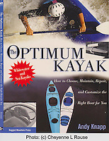 Optimum Kayak Book Cover<br /> (c) Cheyenne L Rouse