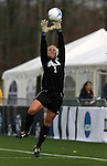 1 December 2006: UCLA's Valerie Henderson. The University of North Carolina Tarheels defeated the University of California Los Angeles Bruins 2-0 at SAS Stadium in Cary, North Carolina in an NCAA Division I Women's College Cup semifinal game.