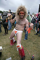5/9/10 Jim Hellwig, Thurles at Electric Picnic in Stradbally, Co Laois. Picture:Arthur Carron/Collins