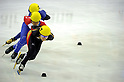 Yui Sakai (JPN), FEBRUARY 2, 2011 - Short Track : the ladies 1000m short track skating preliminaries during the 7th Asian Winter Games in Astana, Kazakhstan. (Photo by AFLO) [0006]
