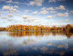 Belmont Lake State Park in November, Babylon, Long Island