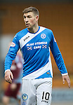 St Johnstone v Stenhousemuir&hellip;21.01.17  McDiarmid Park  Scottish Cup<br />David Wotherspoon<br />Picture by Graeme Hart.<br />Copyright Perthshire Picture Agency<br />Tel: 01738 623350  Mobile: 07990 594431