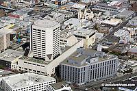 aerial photograph Bank of America Computer Center BA Data Center 1455 Market Street San Francisco