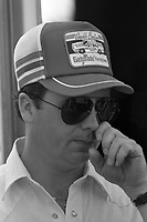 Geoff Bodine at the Winston 500 at Alabama International Motor Speedway in Talladega, AL on May 1, 1983.  (Photo by Brian Cleary/www.bcpix.com)