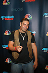 """AGT Contestant David """"The Cobra Kid' Weathers At America's Got Talent Post Show Red Carpet at Radio City Music Hall, NY"""