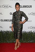 LOS ANGELES, CA - NOVEMBER 14: Dawn-Lyen Gardner at  Glamour's Women Of The Year 2016 at NeueHouse Hollywood on November 14, 2016 in Los Angeles, California. Credit: Faye Sadou/MediaPunch