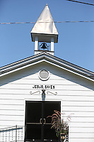 Thessalonia Baptist Church located in Fluvanna County. Photo/Andrew Shurtleff