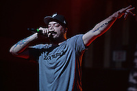 FORT LAUDERDALE FL - JULY 06: Aesop Rock performs at Revolution on July 6, 2016 in Fort Lauderdale, Florida. Credit: mpi04/MediaPunch