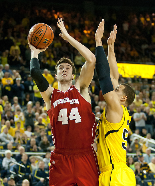 Wisconsin at Michigan 2014