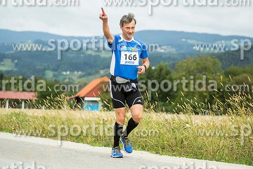 Edo Sikosek at 3. Konjiski maraton / 3rd Konjice marathon 2015, on September 27, 2015 in Slovenske Konjice, Slovenia. Photo by Vid Ponikvar / Sportida