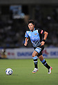 Yusuke Tanaka (Frontale), July 27, 2011 - Football / Soccer  : 2011 J.LEAGUE Yamazaki Nabisco Cup, 1st Round 2nd Leg match between Kawasaki Frontale 3-1 Sanfrecce Hiroshima at Kawasaki Todoroki Stadium, Kanagawa, Japan. (Photo by Atsushi Tomura /AFLO SPORT) [1035]
