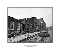 Slum Clearance, Dominic Street, Dublin.17/11/1958