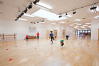 West Thurrock Primary by Atkins Architects: Interior