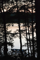 Scenes from Lake Alford in Hope, Maine