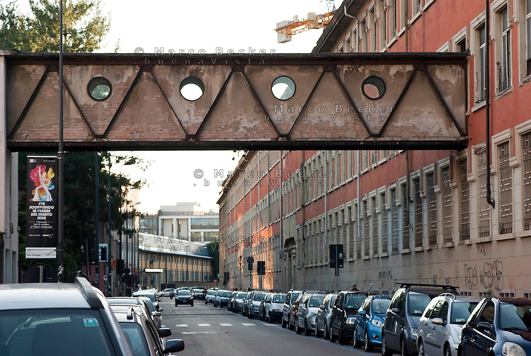 Via Tortona Of Ex Ansaldo A Milano Marco Becker Photographer